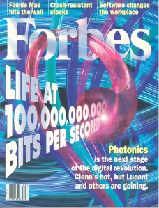 Forbes featuring Ciena